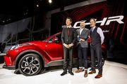 2016洛杉磯車展:美規Toyota C-HR單一動力雙車型