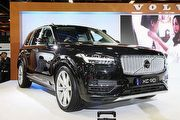 綜效407匹、售價470萬,Volvo XC90插電式油電混合動力T8車型正式登場