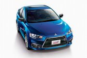 新引擎?大改款Mitsubishi Lancer即將發表,現號7氣囊Fortis下殺6萬元出清
