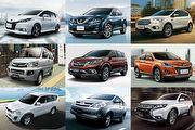 2016年度臺灣汽車市場銷售報告: 國產休旅/商用Top 10