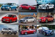 2016年度臺灣汽車市場銷售報告: 一般進口轎車Top 10