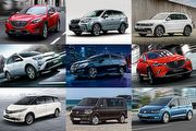 2016年度臺灣汽車市場銷售報告: 一般進口休旅車Top 10