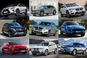 2016年度臺灣汽車市場銷售報告: 進口豪華休旅Top 10