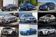 2016年度臺灣汽車市場銷售報告: 進口豪華轎車Top 10