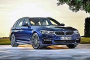 豪華、實用、科技,BMW新5 Series Touring亮相