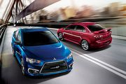 全車系標配動態穩定即將接單,改款Mitsubishi Grand Lancer 2017年4月6日正式發表