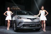 較預售價下降2萬、維持3車型設定,89.9萬起Toyota C-HR國內正式發表(完整版)