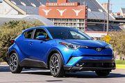 TSS-P主動安全系統列為標配,Toyota發表新年式美規C-HR