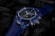 《2017 BASEL》宇舶錶彩色藍寶石腕錶 業界首創