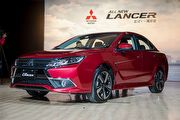 改採4車型販售、較預售降2萬、經典型69.9萬元起,Mitsubishi Grand Lancer發表