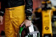 柏萊士 BR-X1 RS17 腕錶 助陣雷諾車隊征戰上海 F1