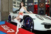 2017 Taipei AMPA:巧新SaiRacing針對Porsche車系推出鎂、鋁合金輪圈