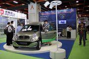 2017 Taipei AMPA:世界第一輛進入量產的塑膠車?中瑞德電動汽車