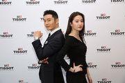 """天梭表與劉亦菲和黃曉明 詮釋堅定內""""芯""""的魅力"""