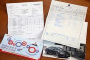 [持有成本] Honda CR-V六萬公里與Porsche Macan四萬公里保養比較