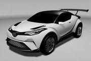 劍指Nissan Juke Nismo,Toyota預計2018年發表C-HR GR高性能車型