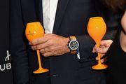 凱歌香檳經典馬球賽10周年 著名馬球明星呈現 Classic Fusion  Veuve Clicquot 限量腕錶