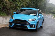 U-CAR山道直擊,Ford最強鋼炮Focus RS在臺現身!