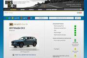 前方碰撞警示元件未達NHTSA要求,仍無損第2代Mazda CX-5獲美國IIHS進階安全首選評價