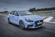 狙擊Focus ST與Golf GTI,Hyundai i30 N性能鋼砲發表