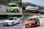 Toyota Sienta、Wish避震器升級新選擇,KYB Strut Plus Sport系列避震器套組將上市