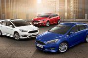 Ford 2017年8月份多款車系享最高12萬元優惠,Focus低頭款1萬元開回家