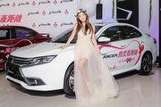 中華汽車舉辦七夕聯誼活動,邀女星許維恩駕Lancer親授把妹技巧