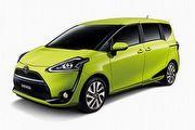 交通部放寬一般計程車型式,Toyota Sienta七人座等多款車型解套