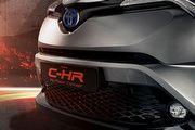 2017法蘭克福車展:C-HR油電性能版將現?Toyota將展出C-HR Hy-Power概念車,油電版本臺灣積極爭取