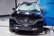 最新歐洲Euro NCAP撞擊測試,Mazda CX-5獲5星、有無主動安全配備差很多