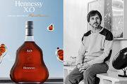 世界知名設計大師馬克·紐森 打造軒尼詩 X.O 2017年限量珍藏版酒瓶
