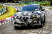 7分51.7秒達成,Alfa Romeo Stelvio Quadrifoglio晉身紐柏林最速SUV