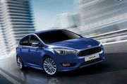 新年式5門Focus車系針對1.5T車型配備調整、預售價76.9萬起,4門車型尚未公布