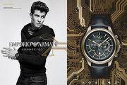 科幻時尚智慧解構 Emporio Armani Connected 智慧型腕錶