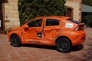 [撞擊合格證]車輛安全資訊網之10月撞擊合格資訊,Luxgen U5取得合格證、Volvo S90 T8現蹤影