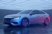 2018北美車展:不再掀背而向轎車靠攏,Honda預告Insight Prototype現身