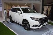2018臺北車展:Mitsubishi Outlander PHEV 199萬元起上市,CMC同步推出特式版Zinger 69.9萬元
