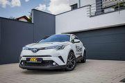 Toyota C-HR操控進階選擇,KW在臺推出ST XA避震器