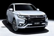 2018日內瓦車展:Mitsubishi預告小改款Outlander PHEV與Outlander全球首演
