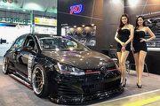 2018 Taipei AMPA:美國品牌、臺灣製造,VW集團車系專門,Leyo Motorsport展出Golf改裝示範