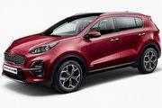 導入2.0升48V輕油電柴油動力,Kia小改款Sportage亮相