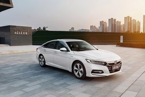 Honda Accord Hybrid中國試駕