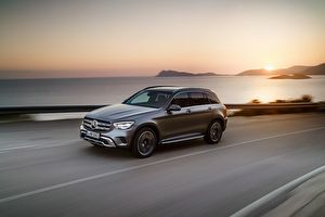 小改款Mercedes-Benz GLC