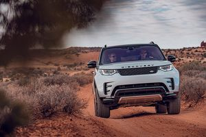 Land Rover Adventure Travel Moab美國猶他越野體驗
