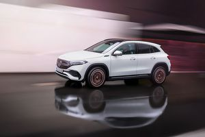 2021 Mercedes-Benz EQA 原廠圖集