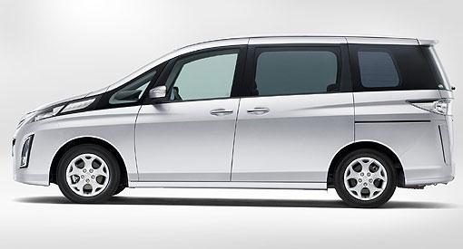 大肚量型男 日本mazda發表biante休旅車 U Car