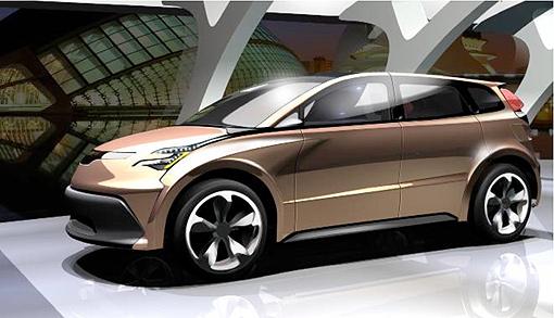 重量換油料 Lotus推出2020年輕量化車款概念 U Car