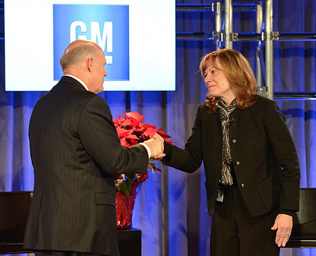 Gm 女性 自動車業界=男性社会? GMが新CFOに39歳の女性を起用、業界初の女性CEO&女性CFO体制へ