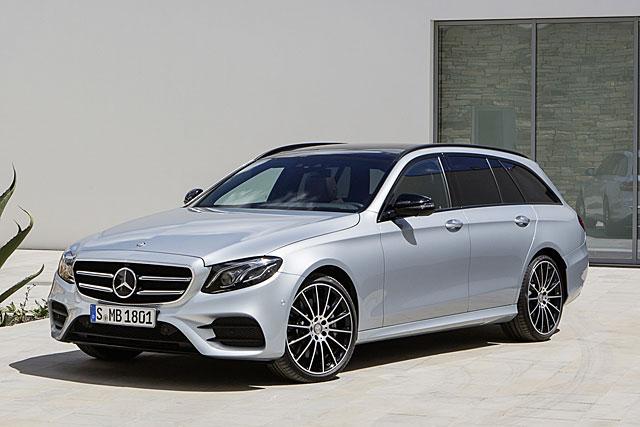 Mercedes Glb Preis >> 預計年底導入國內販售,Mercedes-Benz新一代E-Class Estate歐洲正式開賣 - U-CAR.com.tw