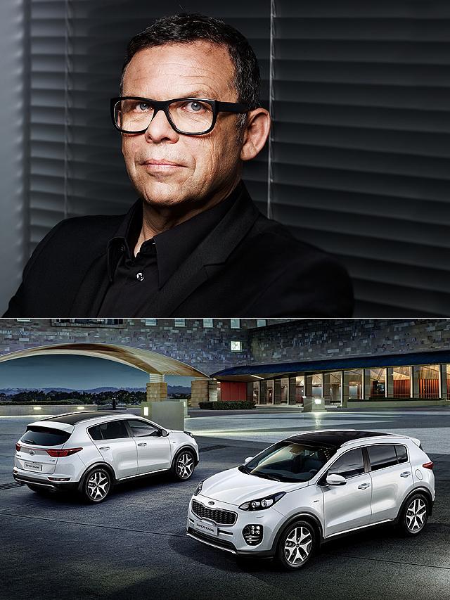 品牌亮眼功臣 Peter Schreyer掌舵kia設計達10年 U Car